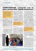 profesionales - Consejo General de Enfermería de España - Page 7