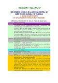 PROGRAMA PRELIMINAR - Enfermeria de Urgencias - Page 3