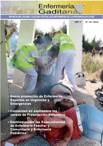 ACTUALIDAD Ya - Consejo General de Enfermería de España