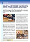 ACTUALIDAD Ya - Consejo General de Enfermería de España - Page 6