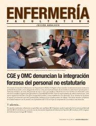 CGE y OMC denuncian la integración forzosa del personal no ...