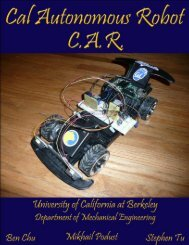 Overview And Acknowledgements - ocf - University of California ...