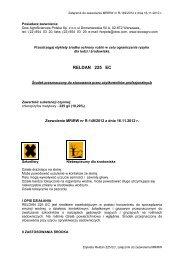 Etykieta Reldan 225 EC - ochronasadu.pl
