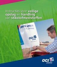 Instructies voor veilige opslag en handling van ... - OCI Nitrogen