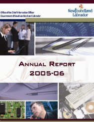 OCIO Report Template - Office of the Chief Information Officer ...