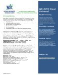 Services Catalog - Office of the Chief Information Officer - US ... - Page 5
