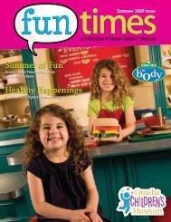 Summer of Fun Healthy Happenings - Omaha Childrens Museum