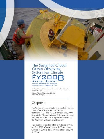 03. BAMS_SoC2008_GlobalOceans_References - Office of Climate ...