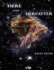 Here And Hereafter - O Consolador