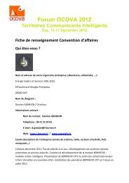 access E2S's Convention Form - forums OCOVA