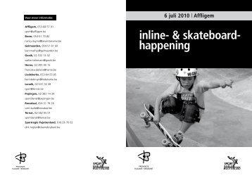 inline- & skateboard- happening - Ocp.be