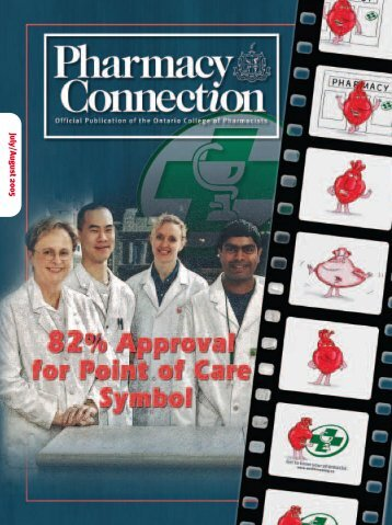July • August 2005 - Ontario College of Pharmacists