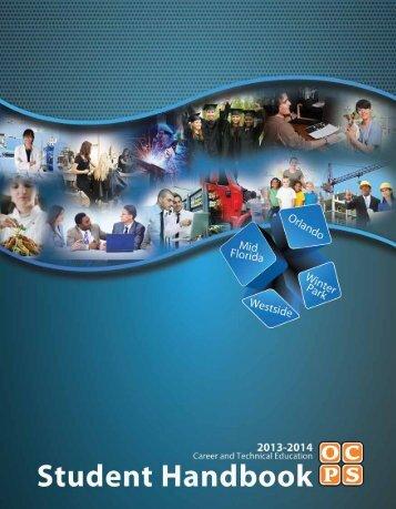 Student Handbook - Orange County Public Schools