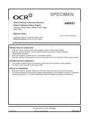 ocr coursework f965