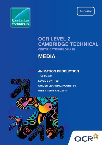 animation production - OCR