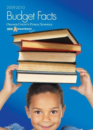 Budget Facts - Orange County Public Schools