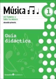 Cu aderno 1 Guía didáctica - Editorial Octaedro