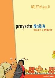 PROYECTO NORIA INFANTIL Y PRIMARIA