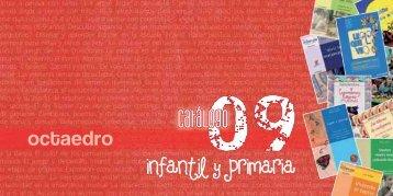 catáLogo - Editorial Octaedro