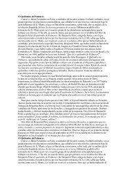 Memoria literaria del libro - Editorial Octaedro