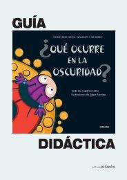 Guía didáctica del cuento - Editorial Octaedro