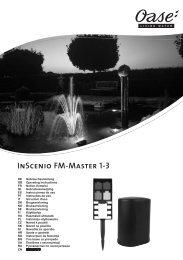 InScenio FM-Master 1-3 - Oase