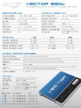 OCZ Vector SSD Product Sheet - Page 2