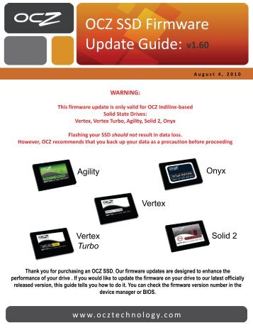 Hyper x ssd firmware updating