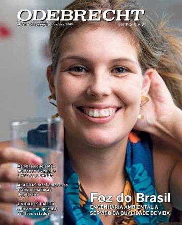145 nov/dez 2009 - Odebrecht Informa