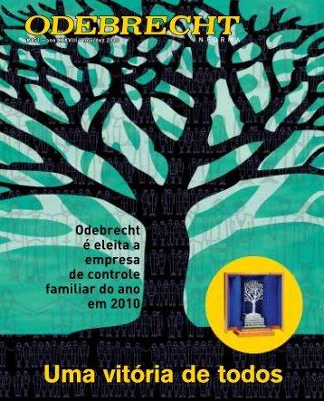 151 nov/dez 2010 - Odebrecht Informa