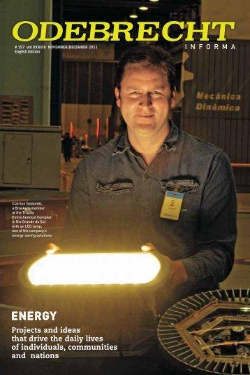 ENERGY - Odebrecht Informa