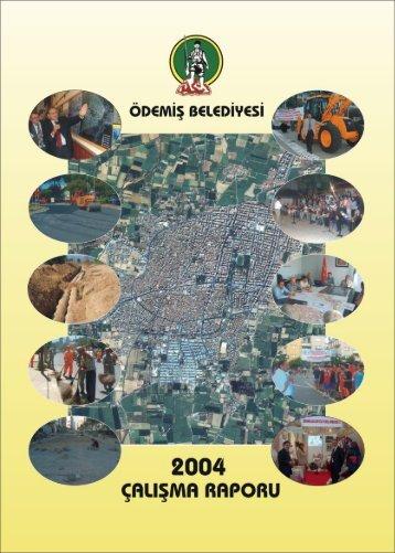 2004 Yılı Faaliyet Raporu