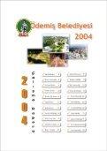 2004 Yılı Faaliyet Raporu - Page 3