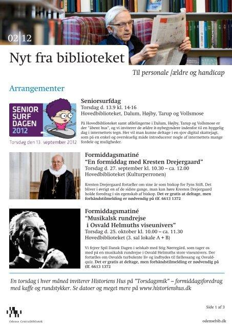 Nyt fra biblioteket nr. 2 2012