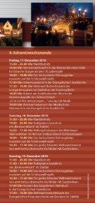 Programm Erbacher Schlossweihnacht - Odenwald - Seite 7
