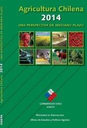 Agricultura Chilena 2014: Una perspectiva de mediano plazo