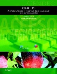 Chile: agricultores y nuevas tecnologías de información - Odepa