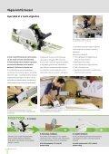Vágás körfűrésszel - Festool - Page 3