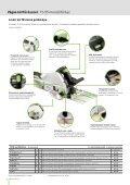 Vágás körfűrésszel - Festool - Page 7