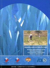 Pequeña agricultura en Chile. - Instituto Interamericano de ...