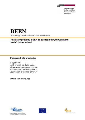 BEEN Ergebnis Manual_081105 Polnisch - Oder-Partnerschaft