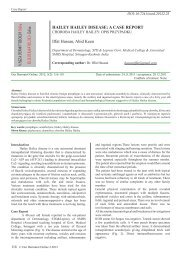 article in PDF - Our Dermatology Online Journal