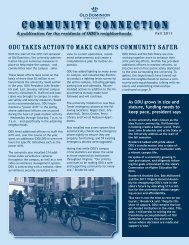 CC pages - fall 2011_Layout 1 - Old Dominion University