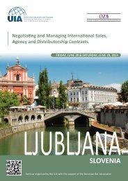 ljubljana, slovenia - Union Internationale des Avocats