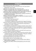 ODYS Genesis -Gebruikershandleiding - Nederlands-V1 - Page 3