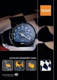 katalog TASKI.indd - Nowość Taski swingo 150