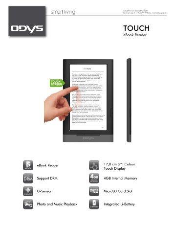 eBook Reader - Odys