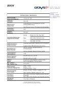Datenblatt - Odys - Page 2