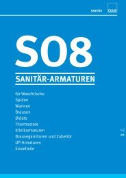 so8 sanitär-armaturen