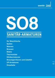 SANITÄR-ARMATUREN